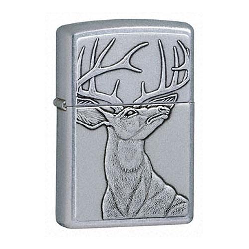 Зажигалка Zippo бензиновая Deer Emblem