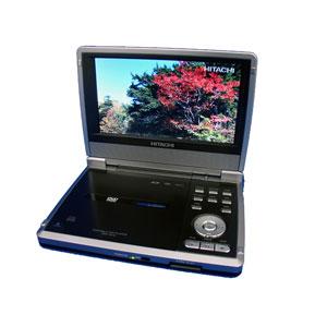 Портативный DVD-плеер Hitachi PDV-701S