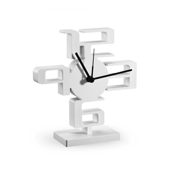 Настольные часы Small time, белые