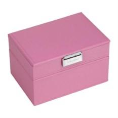 Большая розовая шкатулка для украшений LC Designs Co. Ltd