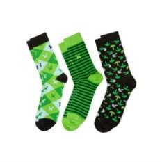 Зеленые носки Minecraft