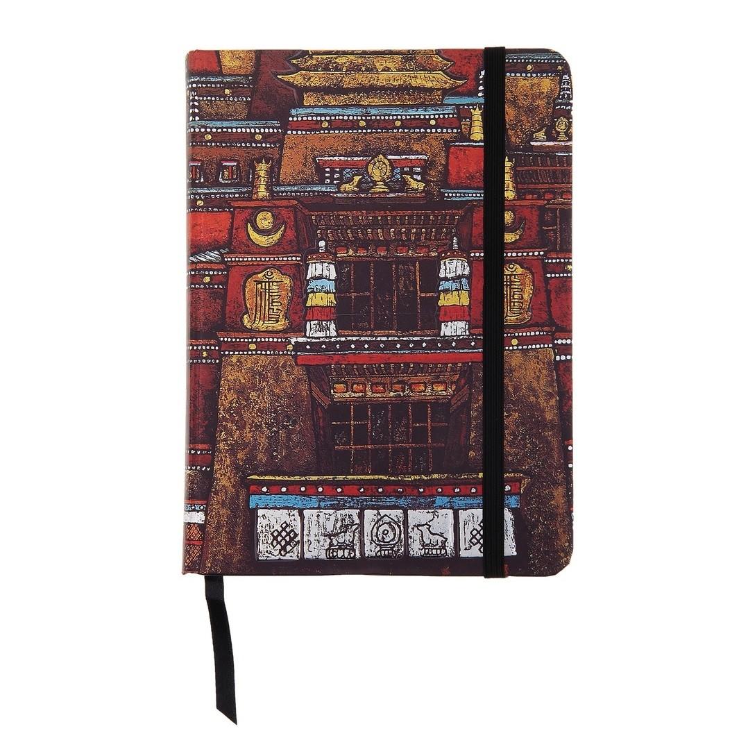 Записная книжка А6 Temple