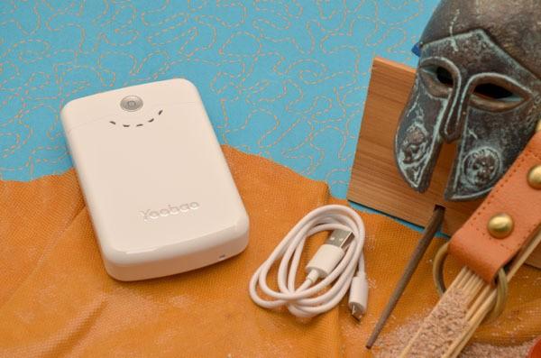 Внешний аккумулятор 11200 mAh для коммуникаторов и планшетов