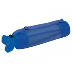 Синяя пляжная циновка в чехле