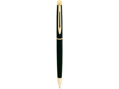 Шариковая ручка Waterman Hemisphere, черная с золотом