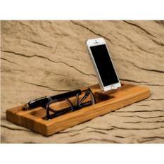Док станция для iPhone Дуб