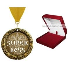 Медаль Супер босс