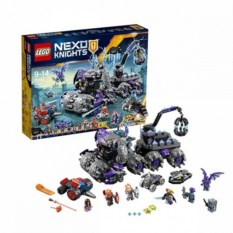 Конструктор Lego Nexo Штурмовой разрушитель Джестро
