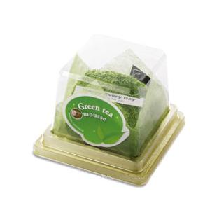 Торт-полотенце «Мусс зеленый чай»
