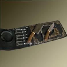 Набор для шашлыка «Пикник-4. Престиж»