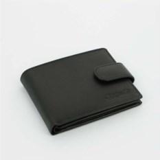 Черное портмоне S.Quire Soft