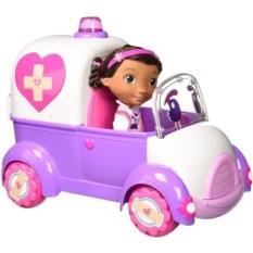 Кукла Дотти с автомобилем из серии Доктор Плюшева