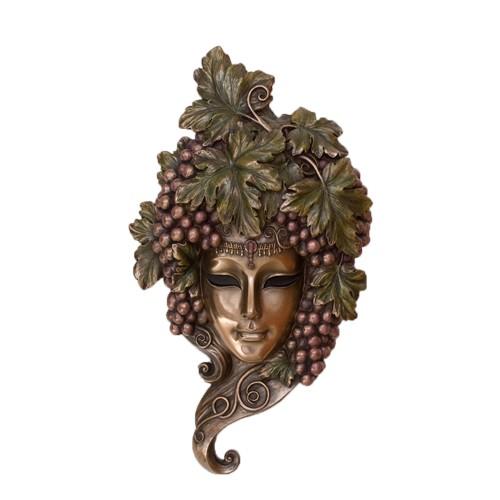 Венецианская маска Виноградная лоза