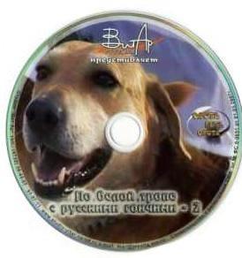 DVD-диск По белой тропе с русскими гончими-2