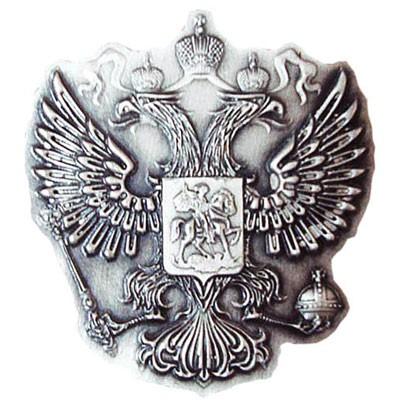 Магнит сувенирный «Герб РФ»