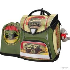 Школьный ранец Hummingbird Smart Внедорожник x