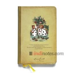 Блокнот для записей Olebook Алиса. Садовники