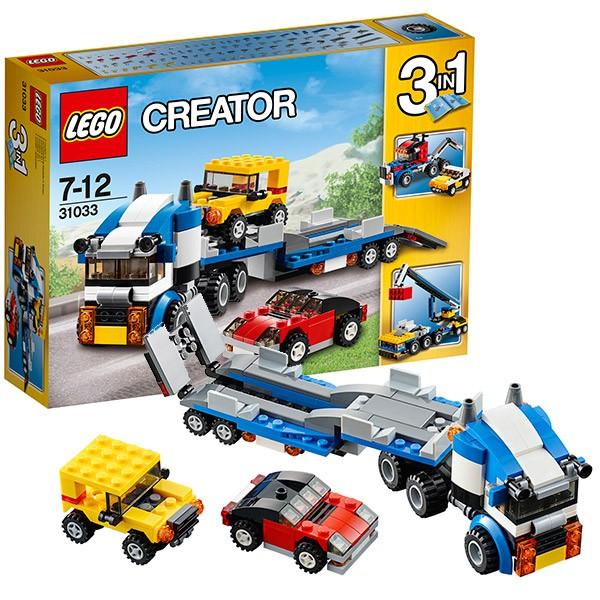 Конструктор - LEGO Creator Автотранспортер