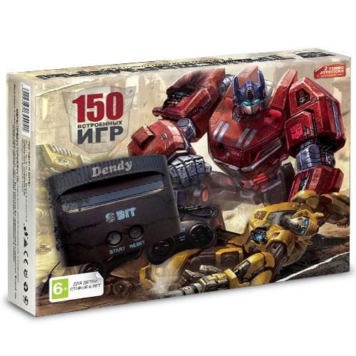 Приставка Dendy Трансформеры + 150 игр