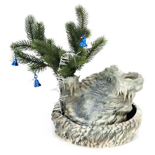 Фонтан новогодний «Зимняя сказка»