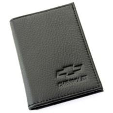 Бумажник для автодокументов с отделением для денег Chevrolet