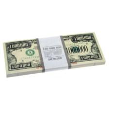 Блокнот Пачка 1000000$