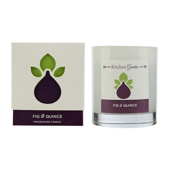 Ароматическая свеча Wax Lyrical Garden Инжир и Айва