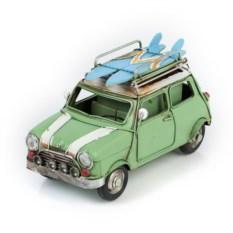 Модель ретро-автомобиля с фоторамкой и подставкой для ручек