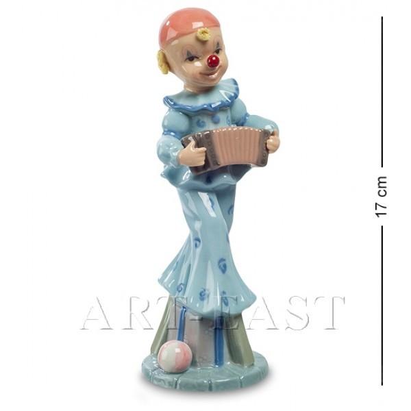 Фигурка Клоун с гармошкой (Pavone)
