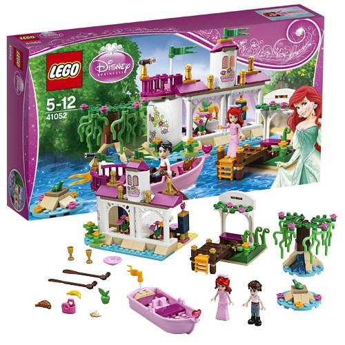 Конструктор Lego Disney Princess Волшебный поцелуй Ариэль