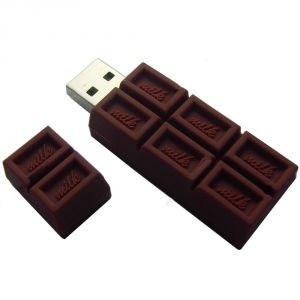 Флешка Шоколадка 16Гб