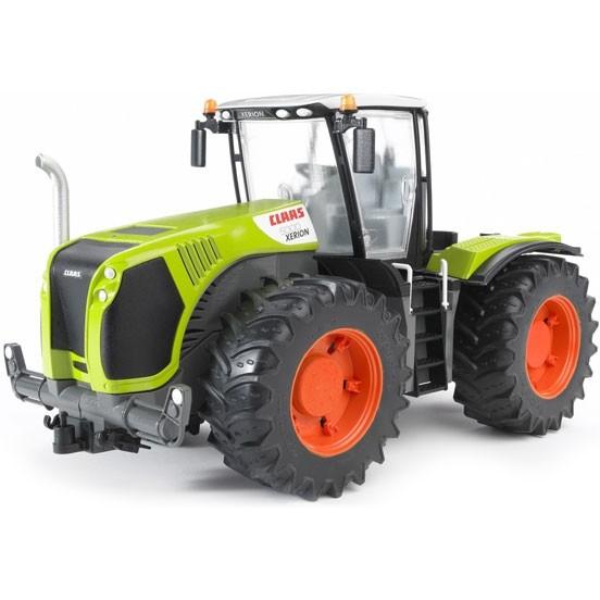 Игрушечный трактор Claas Xerion 5000