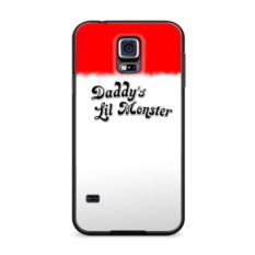 Чехол для Samsung Galaxy S5 Daddy's lil monster