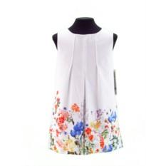 Платье для девочки Полевые цветы Gamzelum
