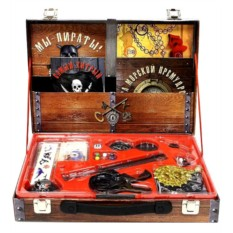 Игровой набор «Сундук пирата»