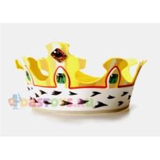 Детская корона короля с горностаем