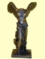 Бронзовая статуэтка Богиня победы - Ника