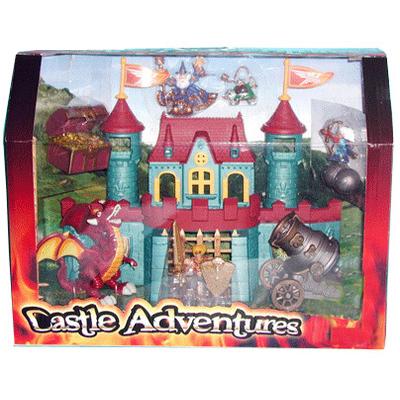 Игровой набор «Огромный замок» c 3 лет