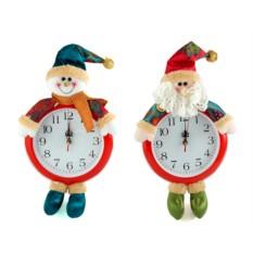 Часы Новый год