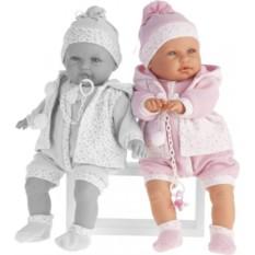 Озвученная кукла Бенита в розовом