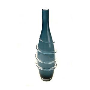 Ваза для цветов «Водная спираль»