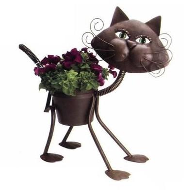Кашпо декоративное Гламурная кошка