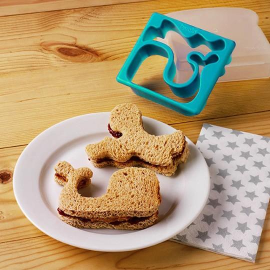 Форма для вырезания сэндвича Happy Lunch