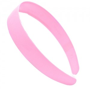 Широкий ободок Pink
