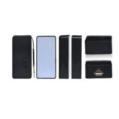 Черный внешний аккумулятор 5600 mAh POWER bank