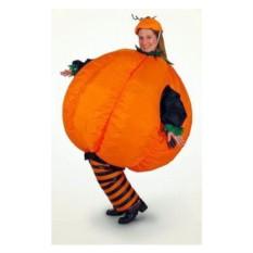 Надувной карнавальный костюм Тыква