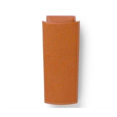 Кожаный футляр для 3-х ручек Graf von Faber-Castell