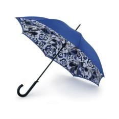 Женский зонт-трость Fulton Bloomsbury