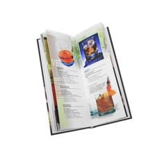Книга с рецептами 335 коктейлей мира
