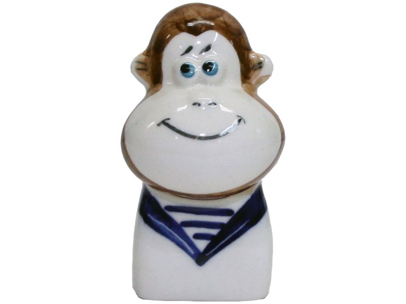 Солонка - обезьянка Эй, моряк